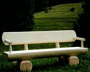 Schwarzwälder Sitzbank