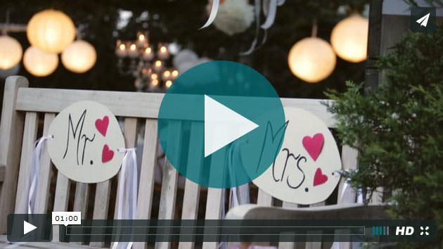 Video Hochzeiten & Familienfeste auf dem Sonnenhof