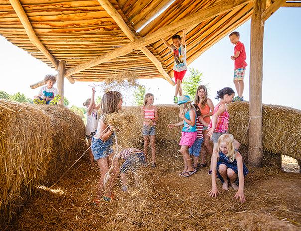 Kinderbetreuung - Spiel und Spaß für die Kleinen