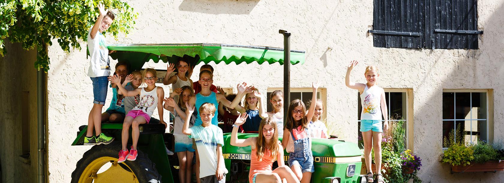 Ferienfreizeit für sozial benachteiligte Kinder