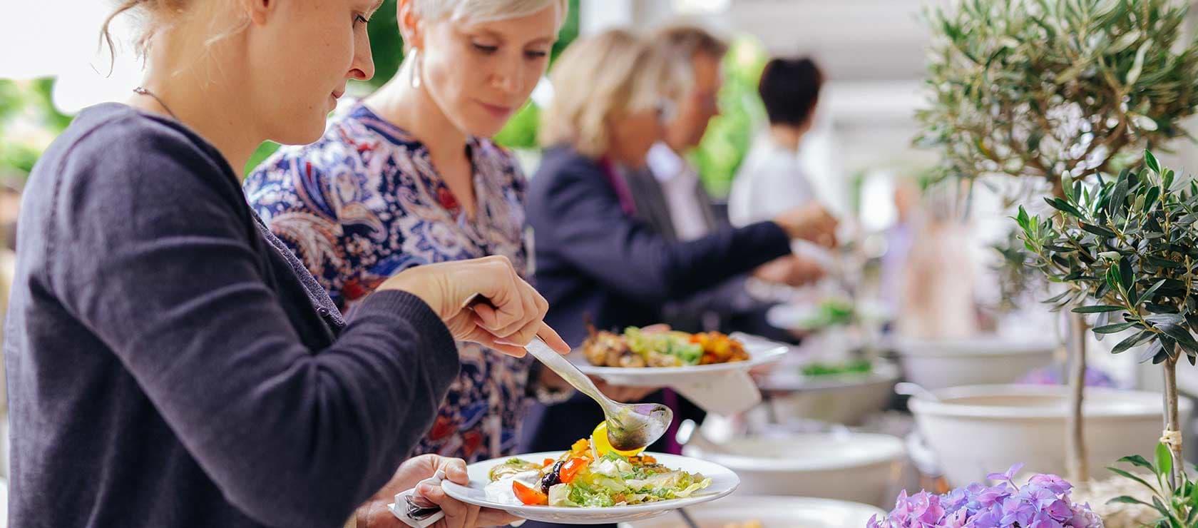 Hochzeitslocation Stuttgart mit leckerem Catering!