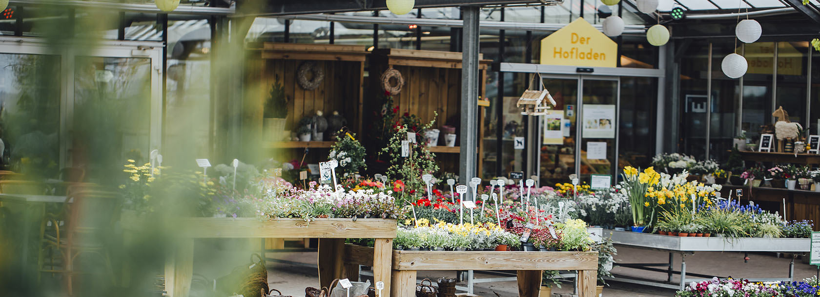Hofmarkt Sonnenhof bei Stuttgart