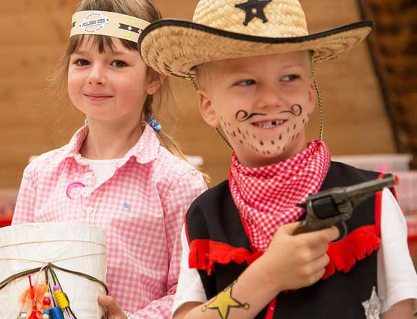 NEU: Cowboy-Geburtstag